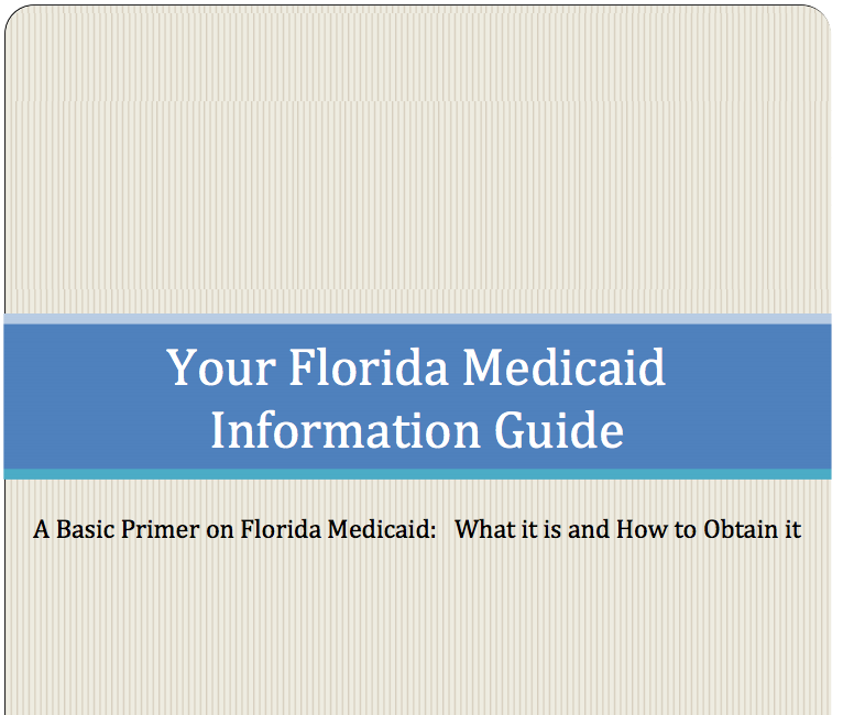 Medicaid eBook