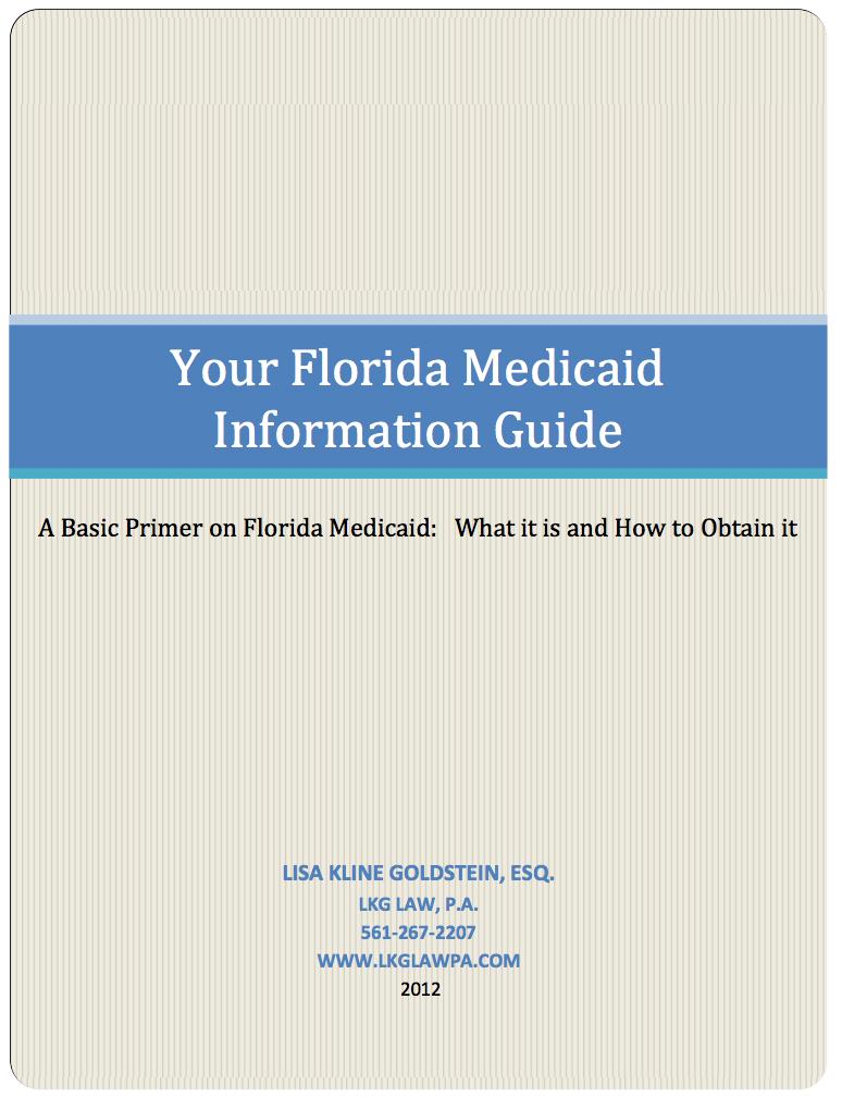 Medicaid ebook